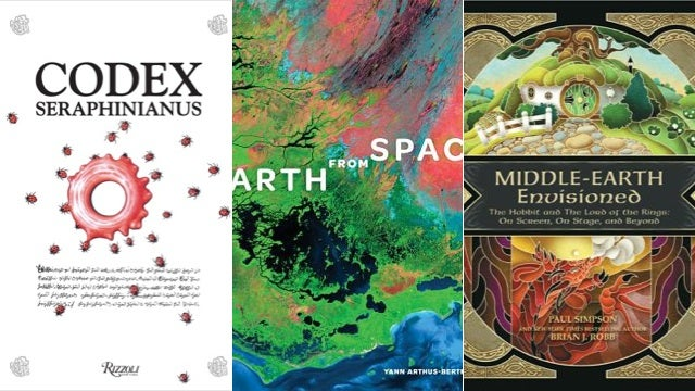 Holiday Gift Books for Lovers of Science and Science Fiction