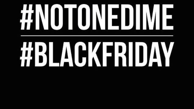 Ferguson Protesters Call for Boycott of Black Friday
