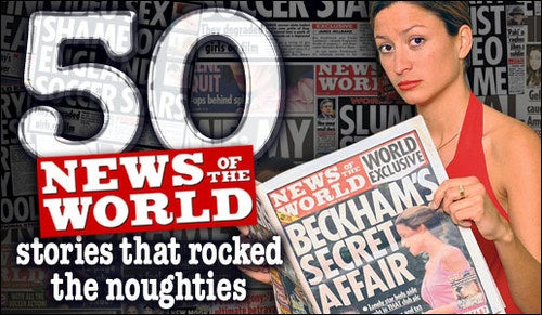 Every Famous British Person to Sue Tabloid Over Phone Hacking