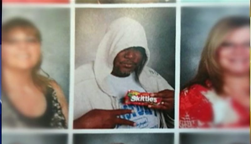 Teacher Stirs Controversy For Dressing as Trayvon Martin in Yearbook