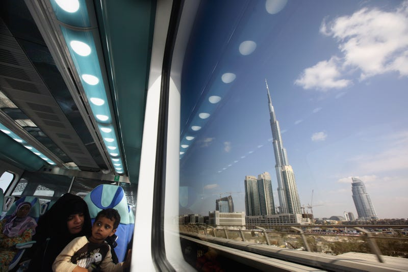 Ten Amazing Facts About Dubai's Five-Star Subway System