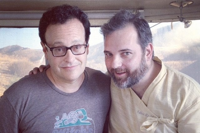 Dan Harmon and Mitch Hurwitz Are Cooking Up a Secret Project