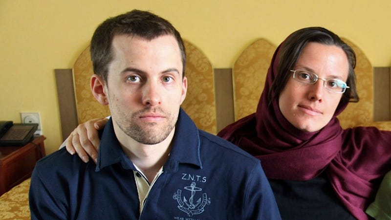 Two-Thirds of the U.S. Hikers Jailed in Iran Are Now Married