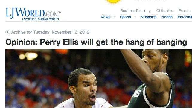 Kansas Newspaper Headline Aims For Optimism, Inadvertently Hits Comedy