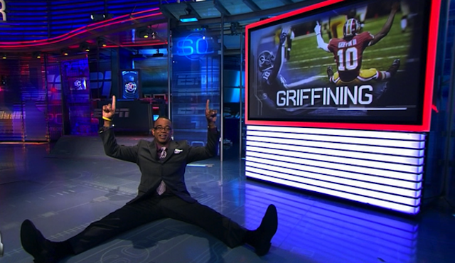 "Bristolmetrics: ""Griffining"" Got More SportsCenter Coverage Than The NHL Lockout"