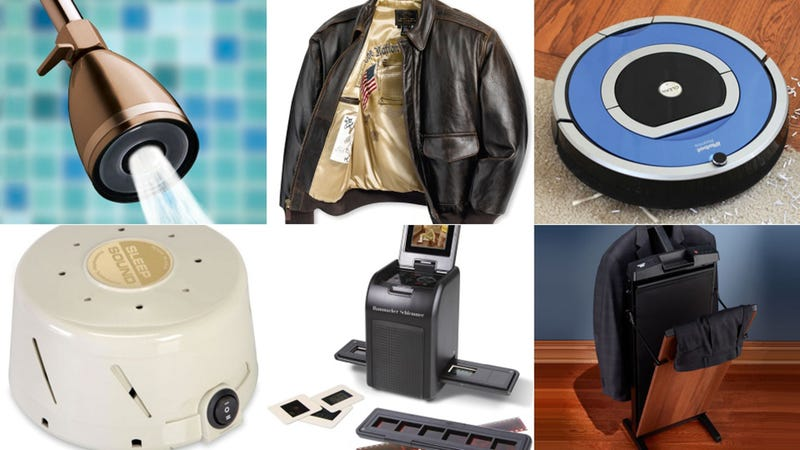 The 12 Most Popular Items From the Hammacher Schlemmer Catalog
