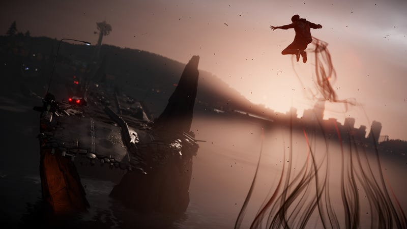 Watch Us Play Infamous: Second Son Live, Right Here [Stream Over]