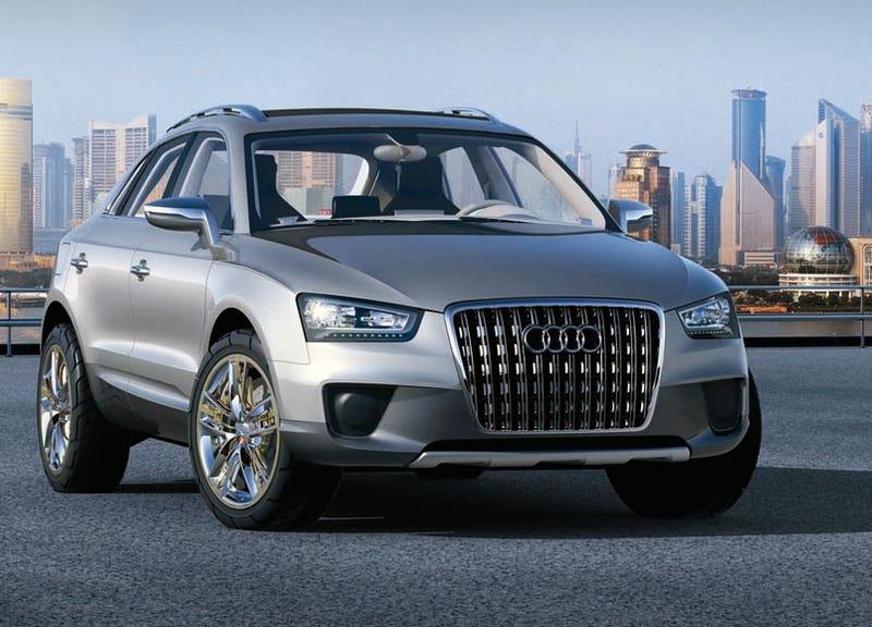 Audi Q3 Gets Green Light, Stoking Segmentation Wars