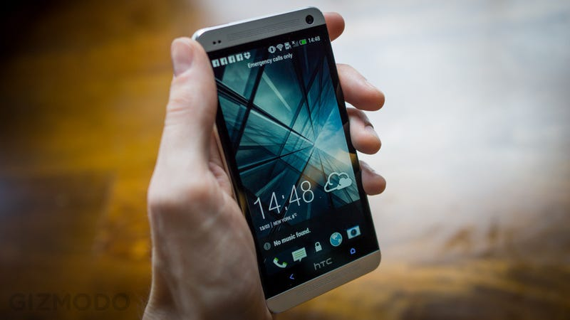 Is HTC Taking on the Galaxy Note With a Rumored 6-Inch One Max?