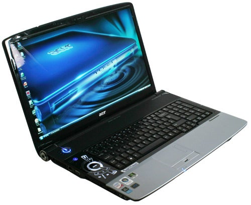 Acer Ships Ginormous 8920G Gemstone Notebooks; 16:9, Dual HDDs, Blu-ray Included, Hernia Belt Not