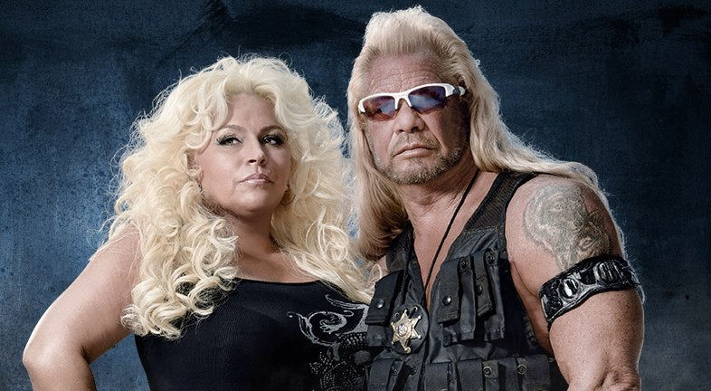 Dog the Bounty Hunter Hunts MMA Fighter Accused of Beating Girlfriend