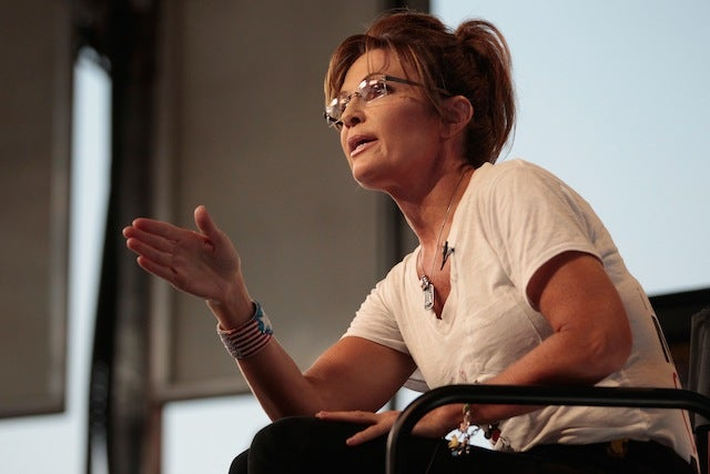 Sarah Palin Backs Out Of Iowa Event Because Of 'Continual Lying'