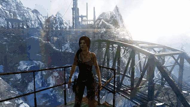 Tomb Raider Gets Better After You've Beaten It