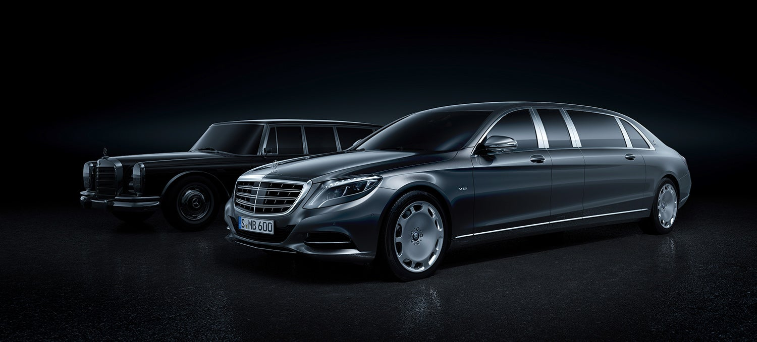 Mercedes-Maybach S-Class Pullman: This Is All Of It