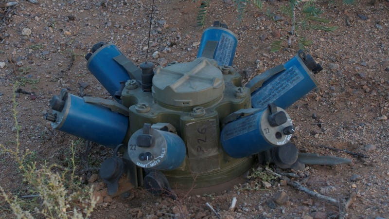 America's Omnidirectional Landmines Are (Somehow) Totally Legal