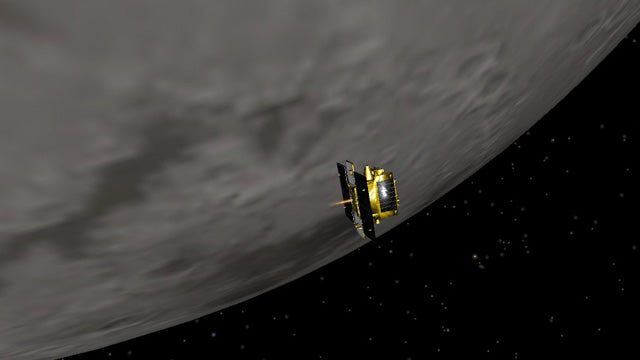 Twin NASA Spacecraft Now Orbiting the Moon Carrying Space Eyes For Students