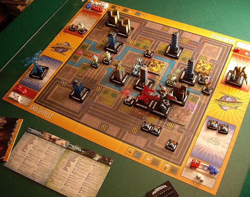 Monsterpocalypse is a Rampaging Good Time