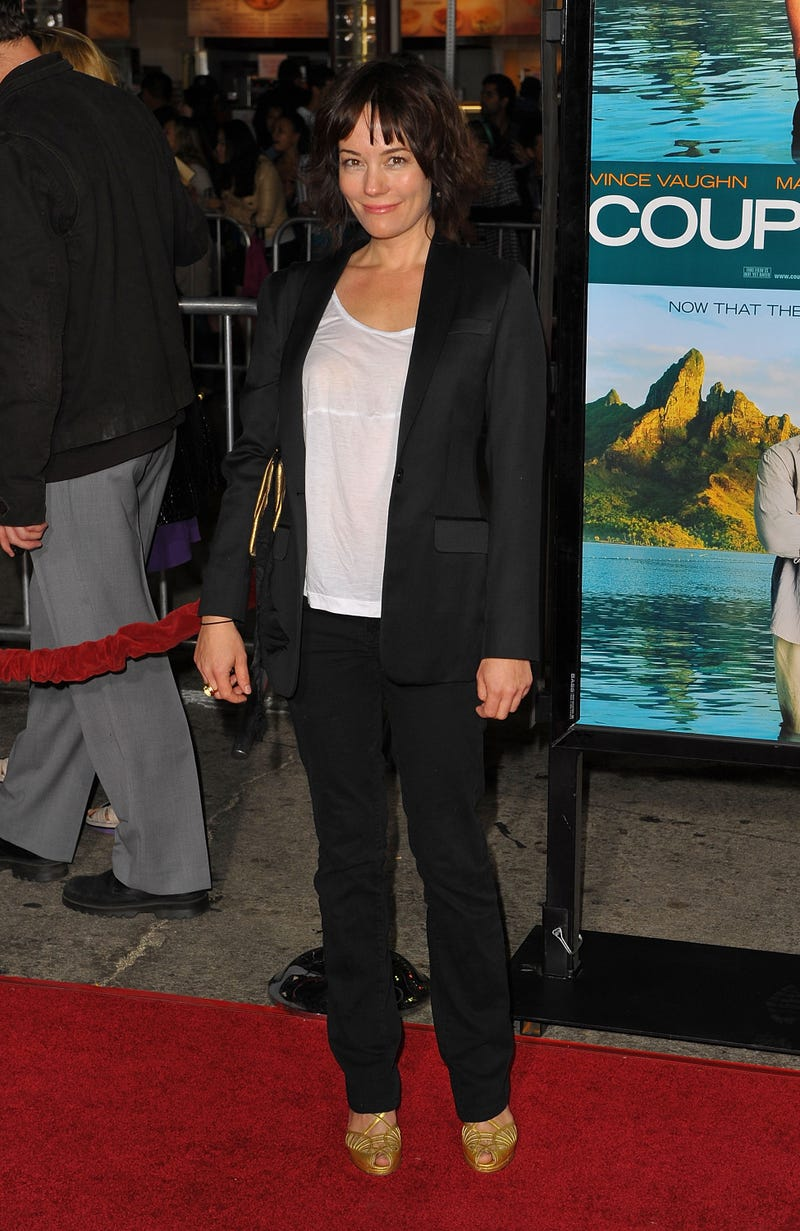 Why Was Helen Mirren At The Couple's Retreat Premiere?