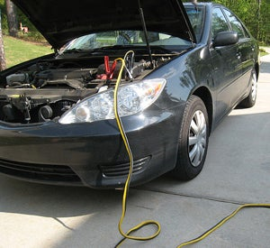 How Do I Jump-Start a Car?