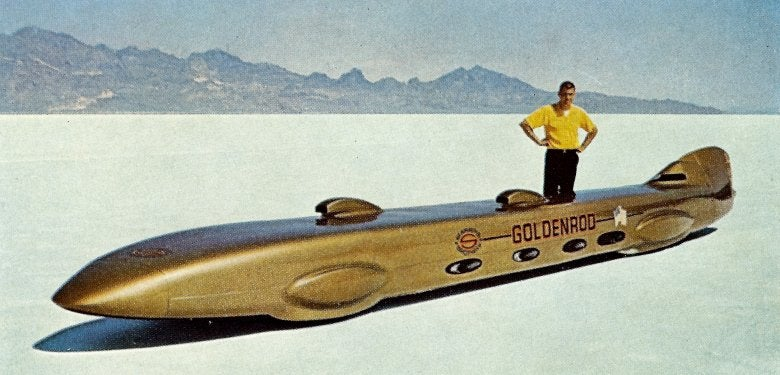 Brit-beating land-speed-record holder Bill Summers is dead at 75