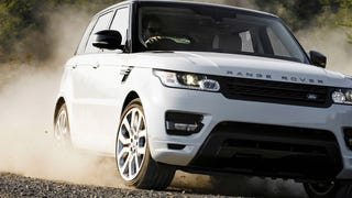 2016 Range Rover Sport Diesel Engine Option Will Reportedly Be $1,500