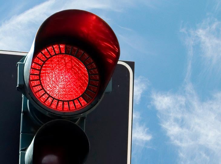 Eko: A Red Light with a Twist