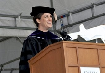 "Maddow's Graduation Speech: ""Personal Triumphs Are Overrated"""