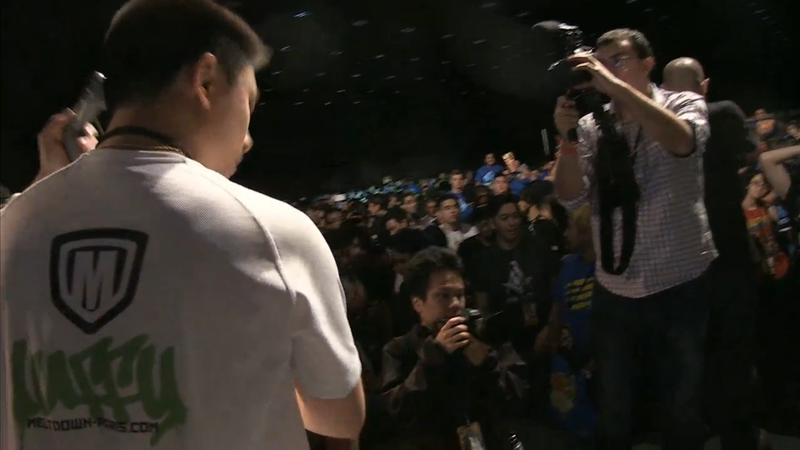 The 2014 EVO Champ Just Won Using a PS1 Controller