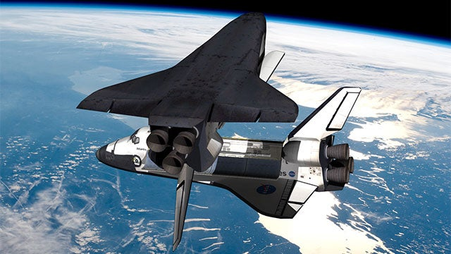 NASA's Insane Plan To Save A Doomed Space Shuttle