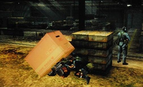 Metal Gear Solid: Peace Walker Walks To PSP In 2010