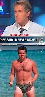 CNBC Douchebag Steals Hedge Funder's Wife