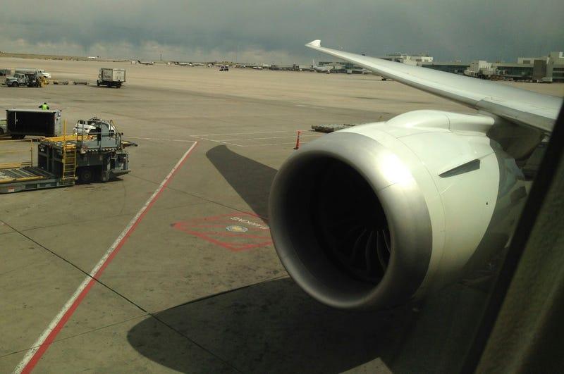 Flying on the Dreamliner