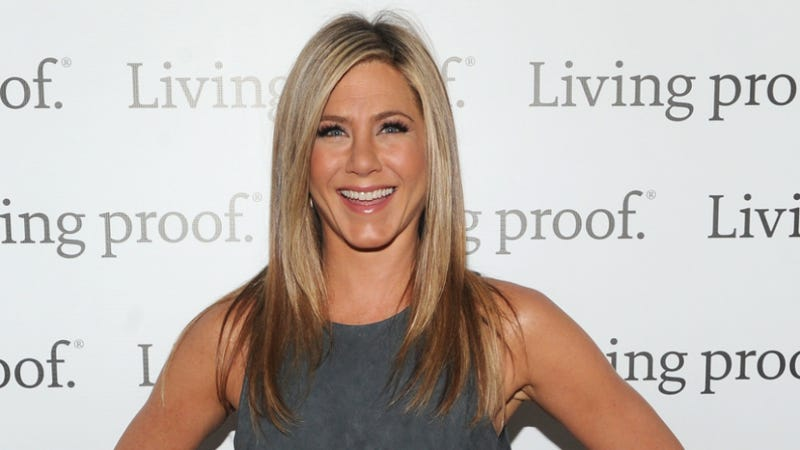 Read This Hilariously Bad Jen Aniston Profile and 'Contemplate' Shit