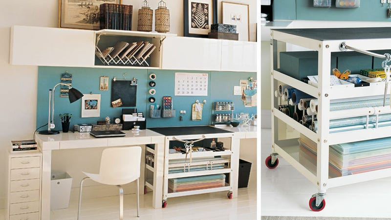 The Well-Organized Shared Workspace