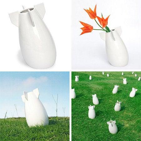 The Bomb Vase is a Hippie's Secret Weapon