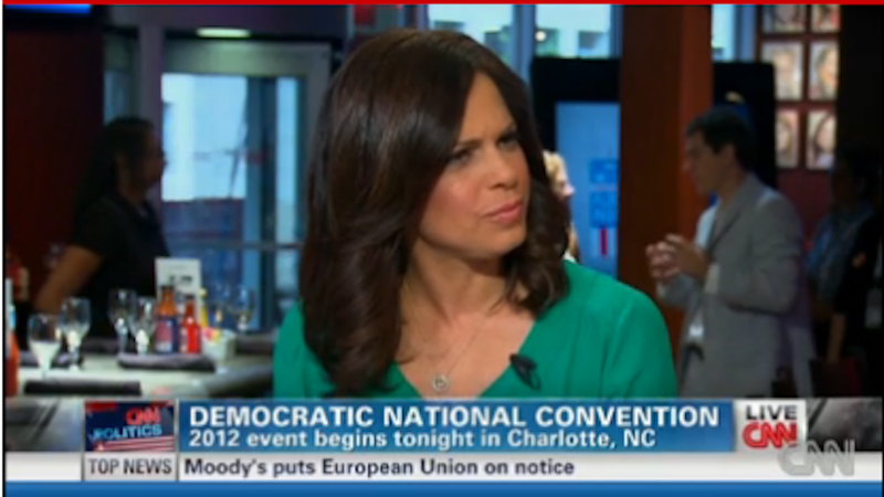 Soledad O'Brien Calls Tea Party Spokeswoman's Dog Whistle Racism 'Very Odd'