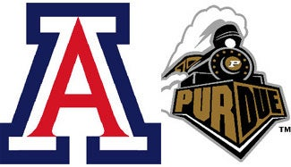 NCAA Pants Party: Arizona Vs. Purdue