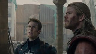 A Treasure Trove Of Behind-The-Scenes <i>Avengers: Age Of Ultron </i>Goodness