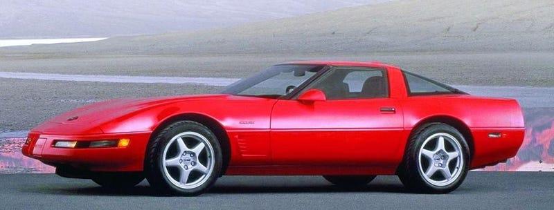 The Least Loved Corvette Ever Built.