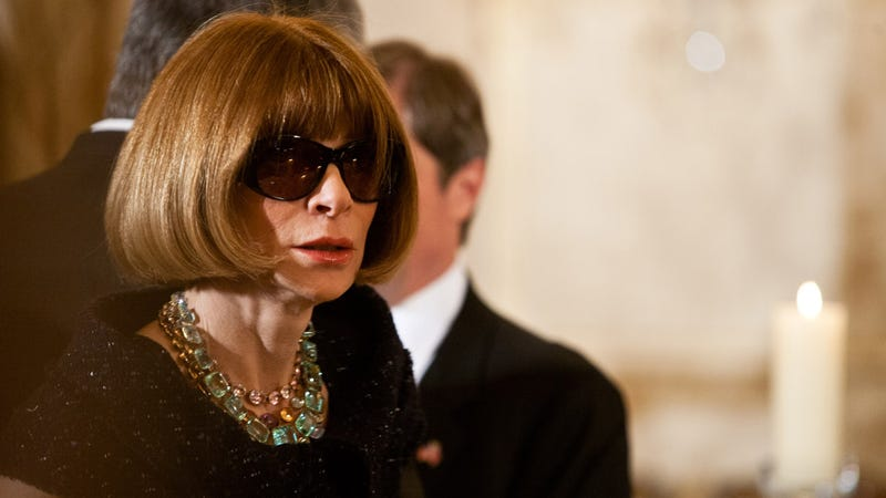 Anna Wintour: International Woman of Mystery