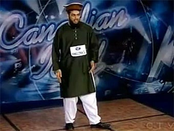 This Is the Imprisoned Terror Suspect Who Tried Out for Canadian Idol