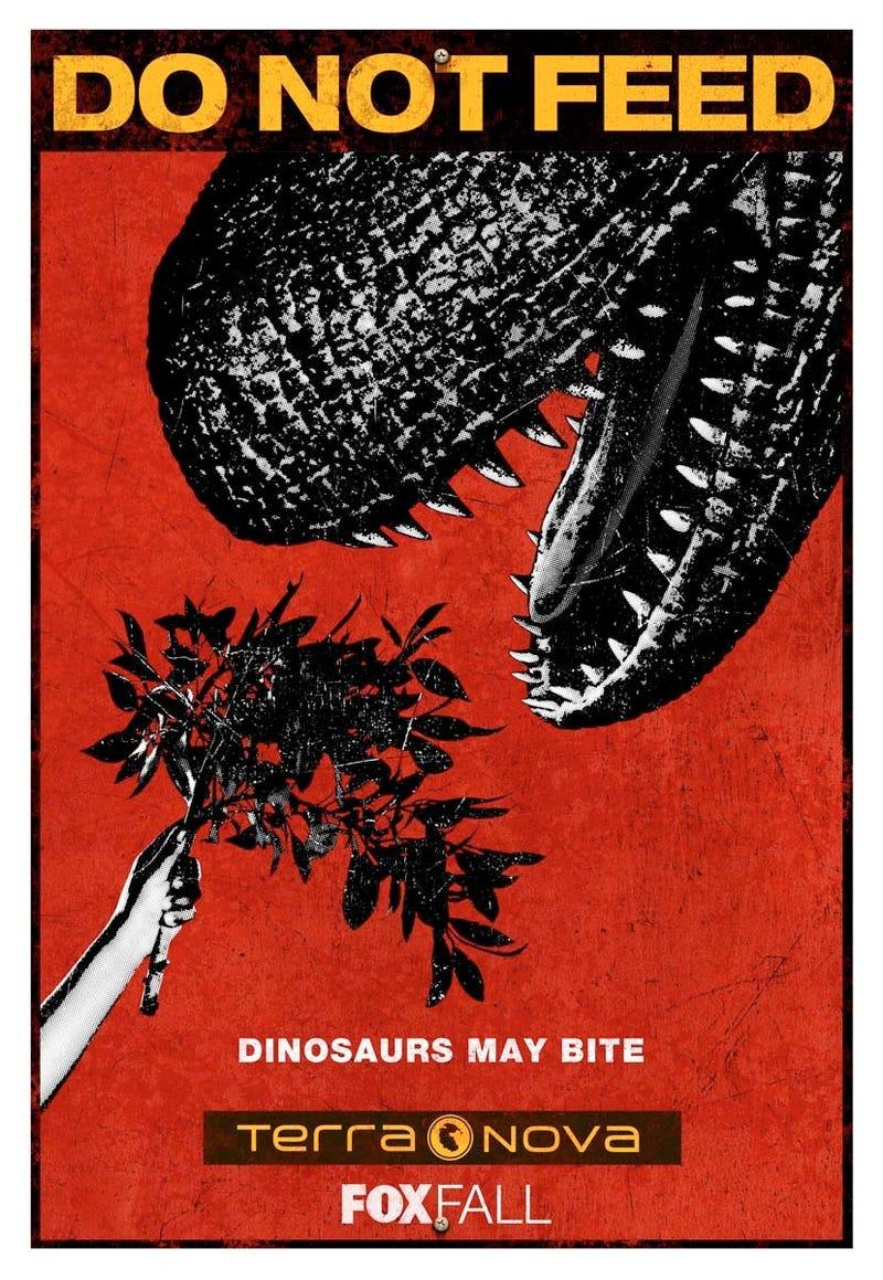 Terra Nova posters