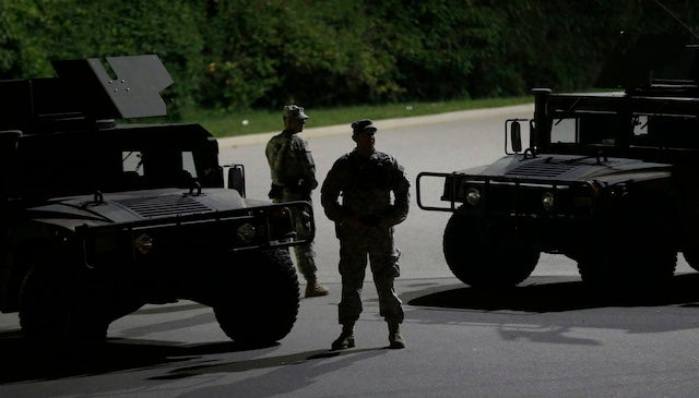 "Gov. Orders ""Systematic"" Withdrawal of National Guard From Ferguson"