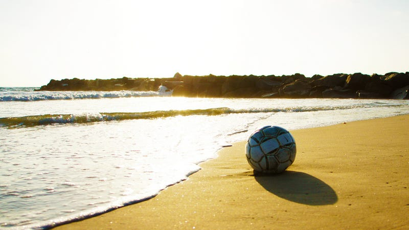 Japanese Tsunami Survivor's Football Returned, via the Alaskan Coast