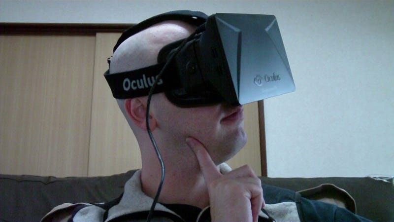 Let's Look at the Big Name Titles Playable on Oculus Rift