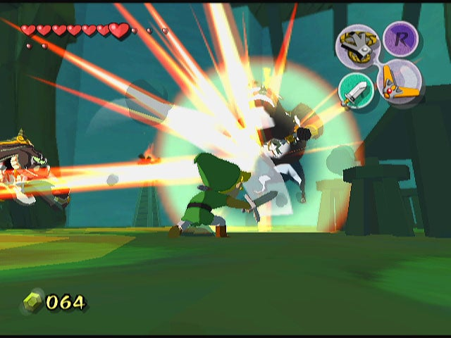 The Legend of Zelda: Wind Waker Wii U Vs. GameCube