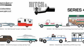 Greenlight: Choose the Next Hitch & Tow!