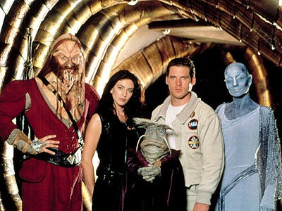 Top 10 Unsung Science Fiction TV Classics