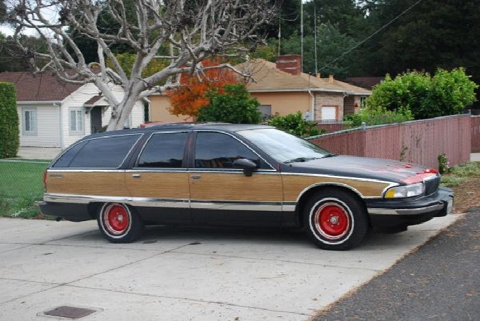 For $3,950, Yo Quiero Roadmaster?