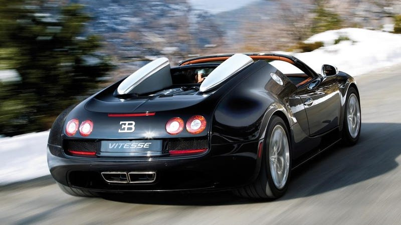 Bugatti Veyron Grand Sport Vitesse: The World's Fastest Convertible